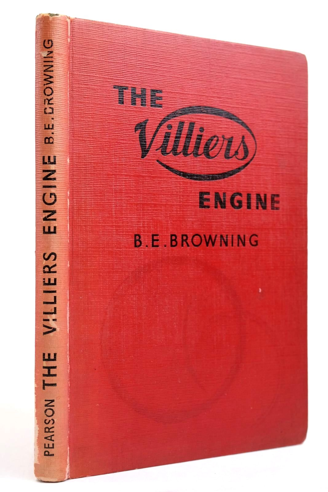 Photo of THE VILLIERS ENGINE- Stock Number: 2134347