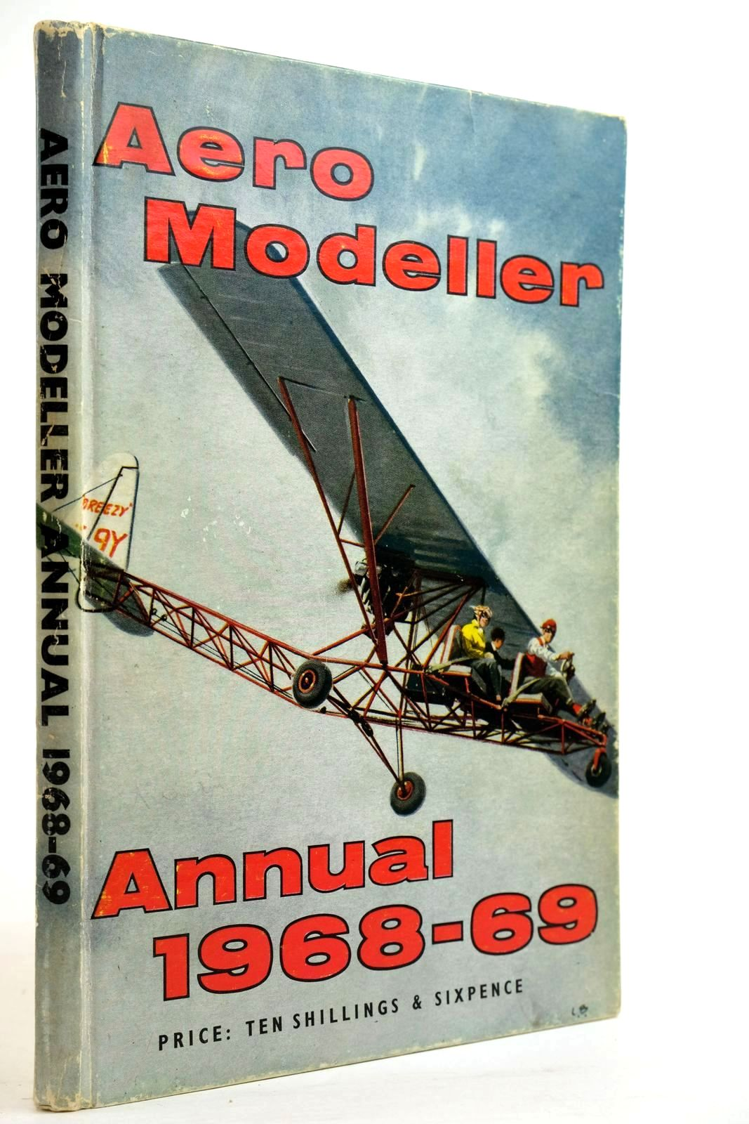 Photo of AEROMODELLER ANNUAL 1968-69- Stock Number: 2134349