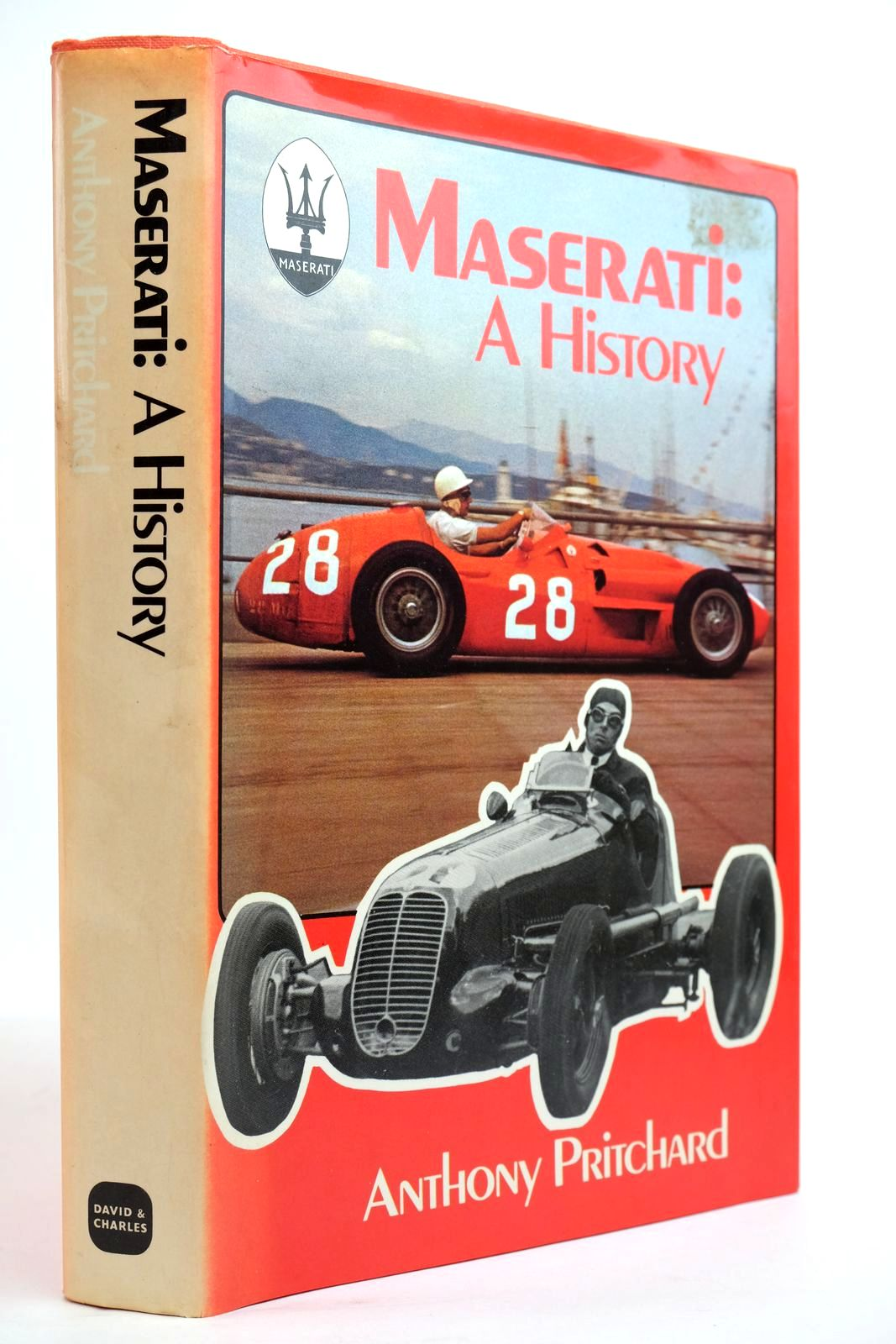 Photo of MASERATI: A HISTORY- Stock Number: 2134351