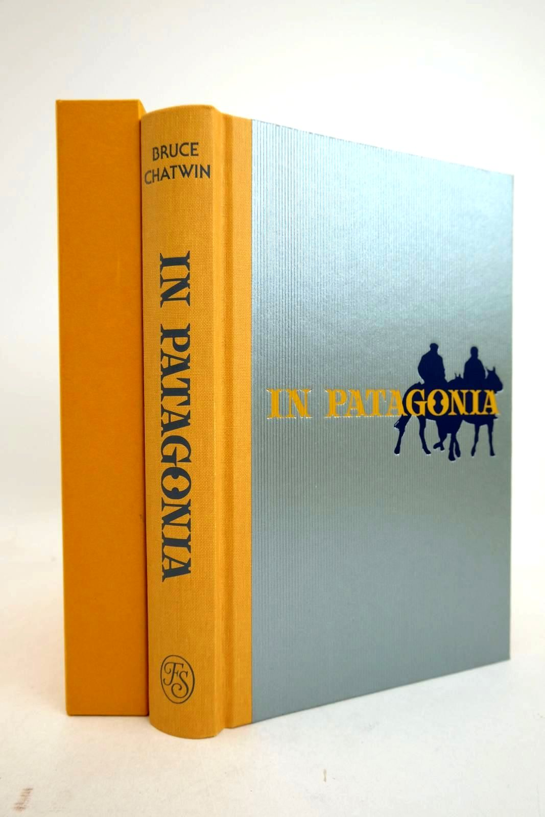 Photo of IN PATAGONIA written by Chatwin, Bruce Dalrymple, William published by Folio Society (STOCK CODE: 2134410)  for sale by Stella & Rose's Books