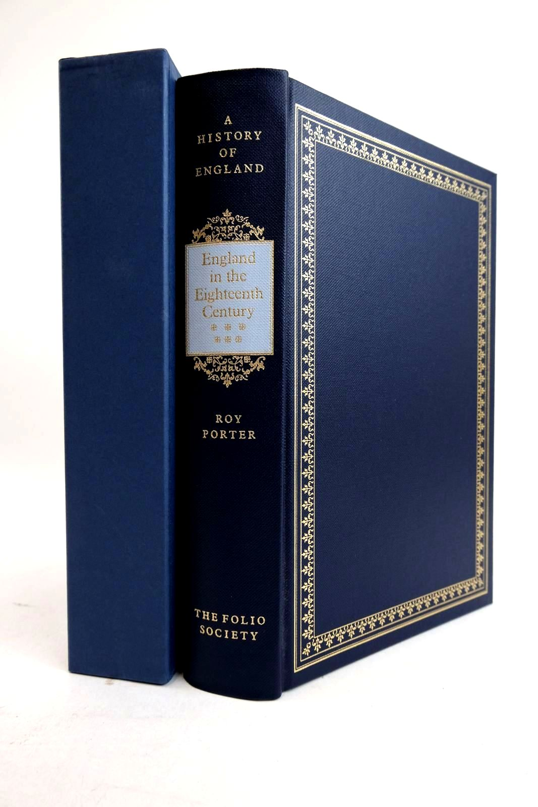 Photo of ENGLAND IN THE EIGHTEENTH CENTURY written by Porter, Roy published by Folio Society (STOCK CODE: 2134424)  for sale by Stella & Rose's Books