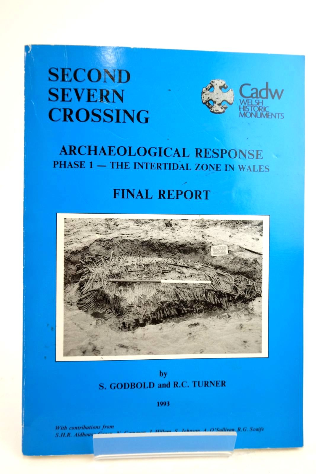 Photo of SECOND SEVERN CROSSING: ARCHAEOLOGICAL RESPONSE PHASE 1 - THE INTERTIDAL ZONE IN WALES: FINAL REPORT- Stock Number: 2134443
