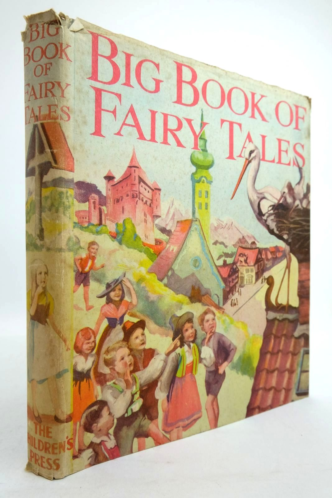 Photo of BIG BOOK OF FAIRY TALES- Stock Number: 2134472