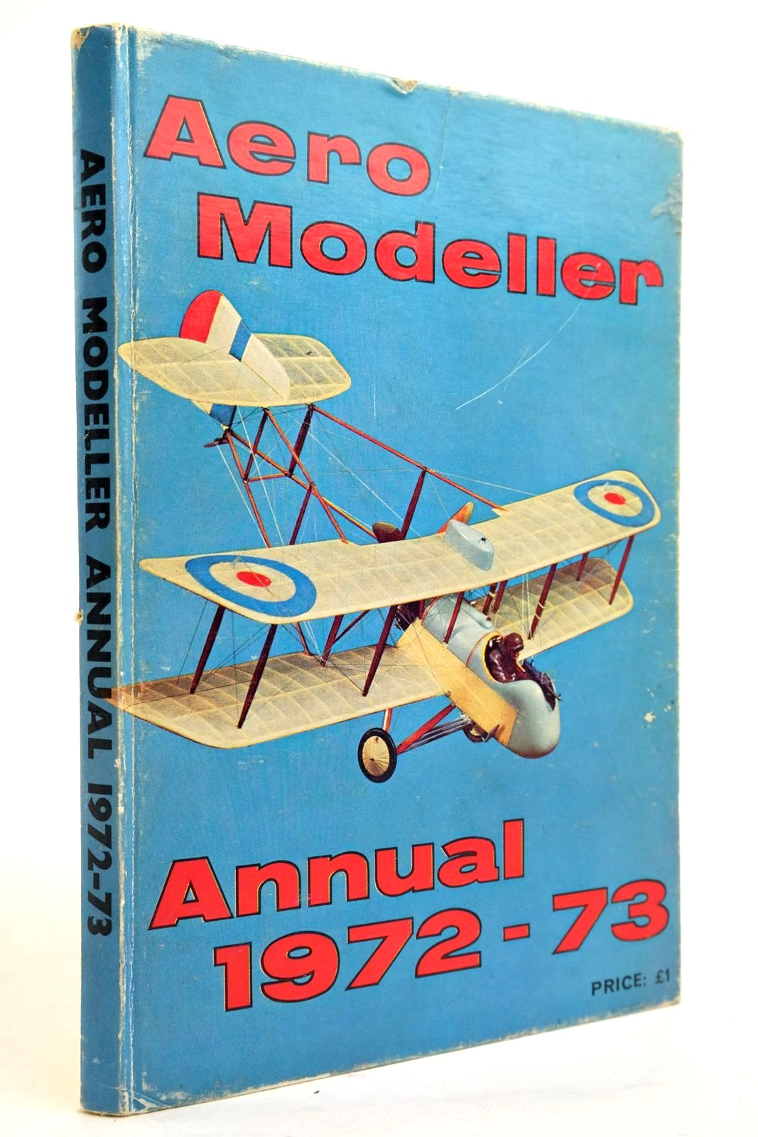 Photo of AEROMODELLER ANNUAL 1972-73- Stock Number: 2134481