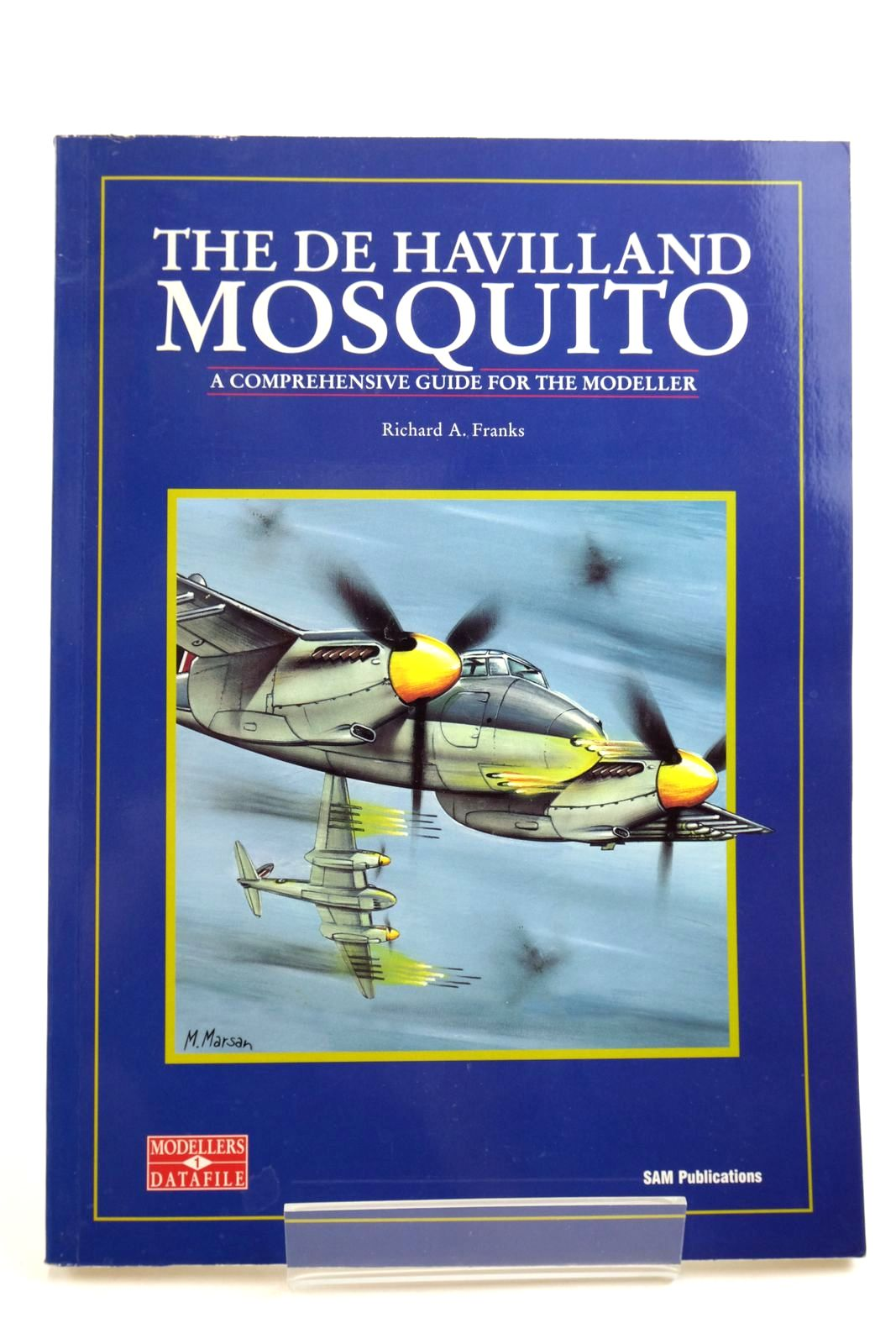 Photo of THE DE HAVILLAND MOSQUITO A COMPREHENSIVE GUIDE FOR THE MODELLER written by Franks, Richard A. published by Sam Publications (STOCK CODE: 2134488)  for sale by Stella & Rose's Books