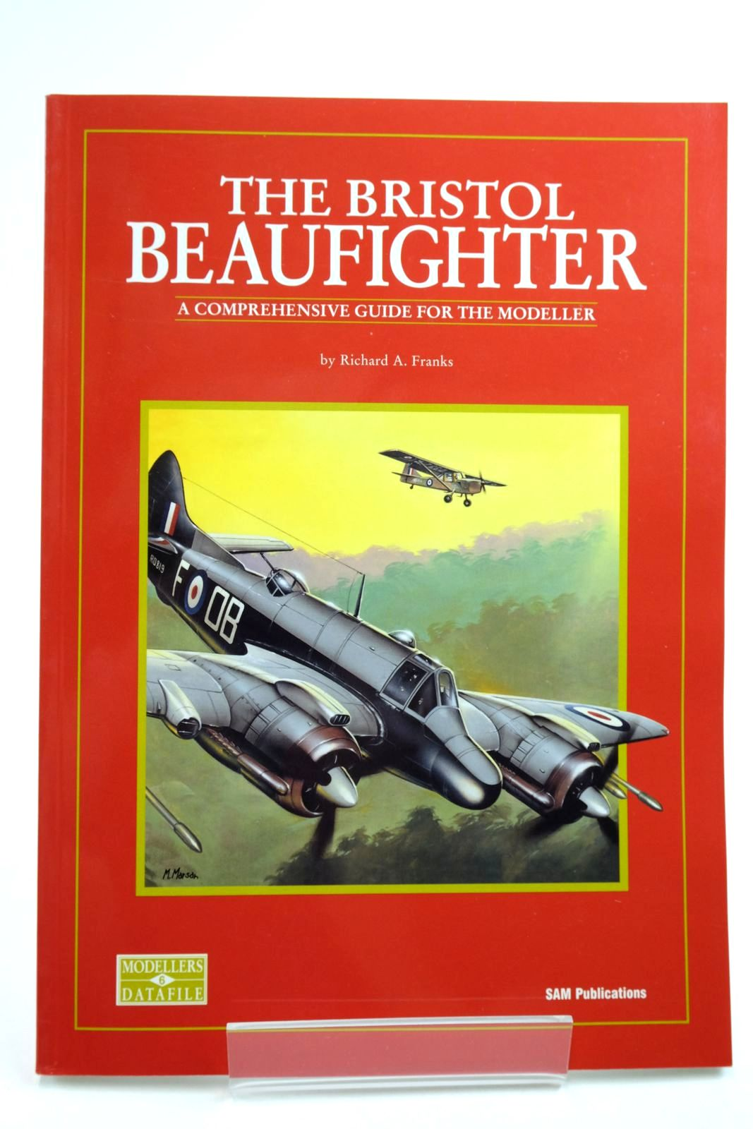 Photo of THE BRISTOL BEAUFIGHTER: A COMPREHENSIVE GUIDE FOR THE MODELLER written by Franks, Richard A. published by Sam Publications (STOCK CODE: 2134489)  for sale by Stella & Rose's Books