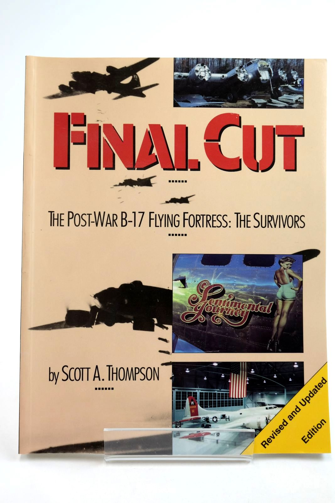 Photo of FINAL CUT THE POST-WAR B-17 FLYING FORTRESS: THE SURVIVORS- Stock Number: 2134490