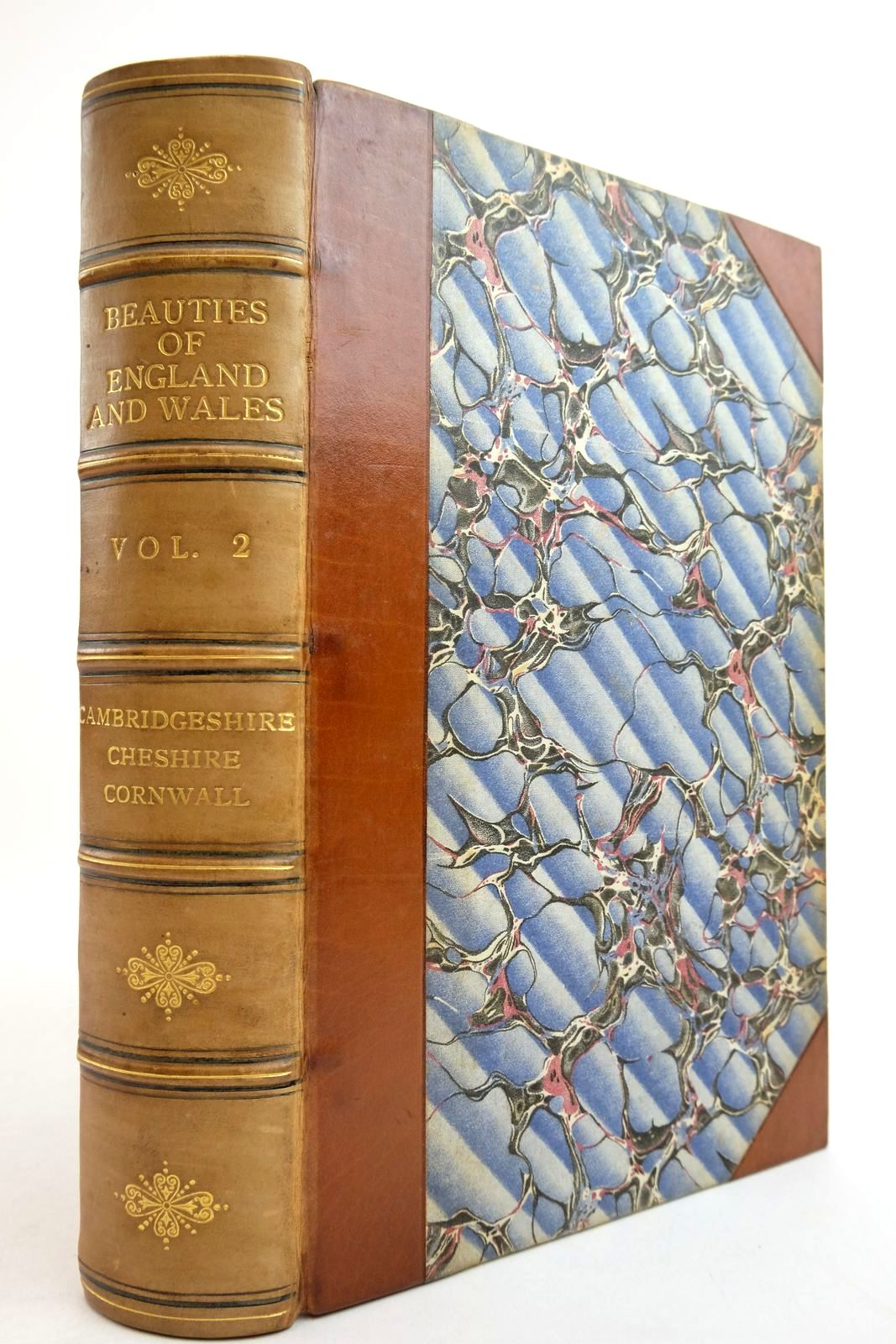 Photo of THE BEAUTIES OF ENGLAND AND WALES VOL II- Stock Number: 2134495