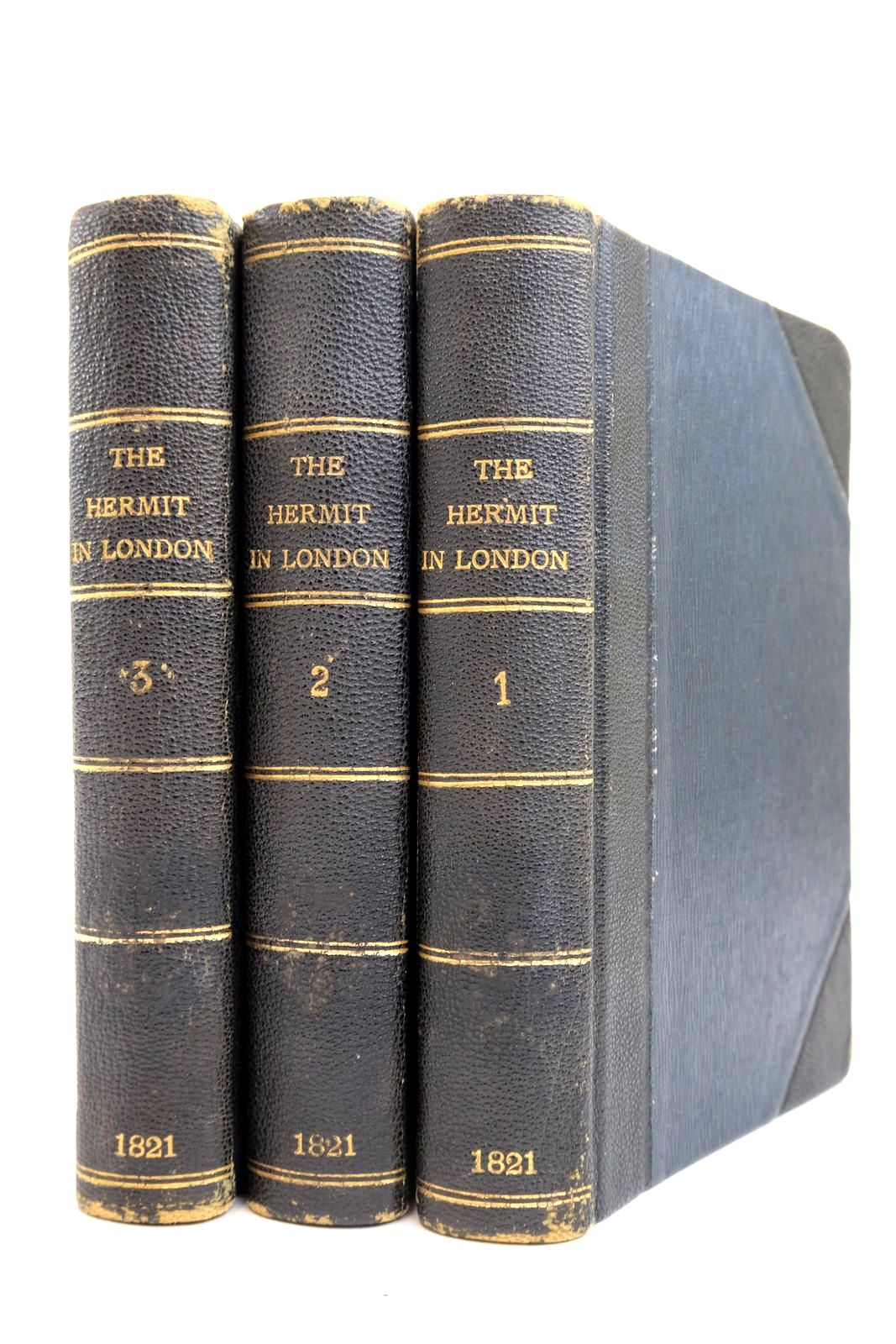 Photo of THE HERMIT IN LONDON; OR, SKETCHES OF ENGLISH MANNERS (3 VOLUMES) published by Henry Colburn And Co. (STOCK CODE: 2134508)  for sale by Stella & Rose's Books