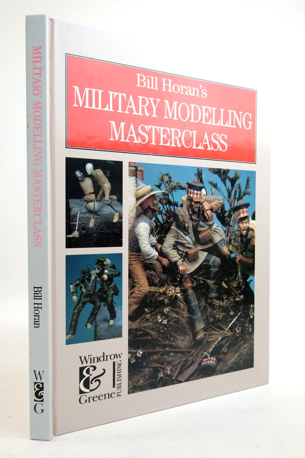Photo of MILITARY MODELLING MASTERCLASS- Stock Number: 2134517