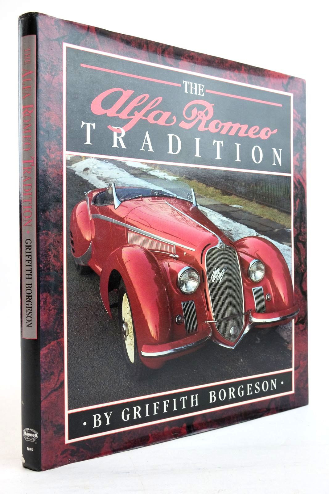 Photo of THE ALFA ROMEO TRADITION- Stock Number: 2134528