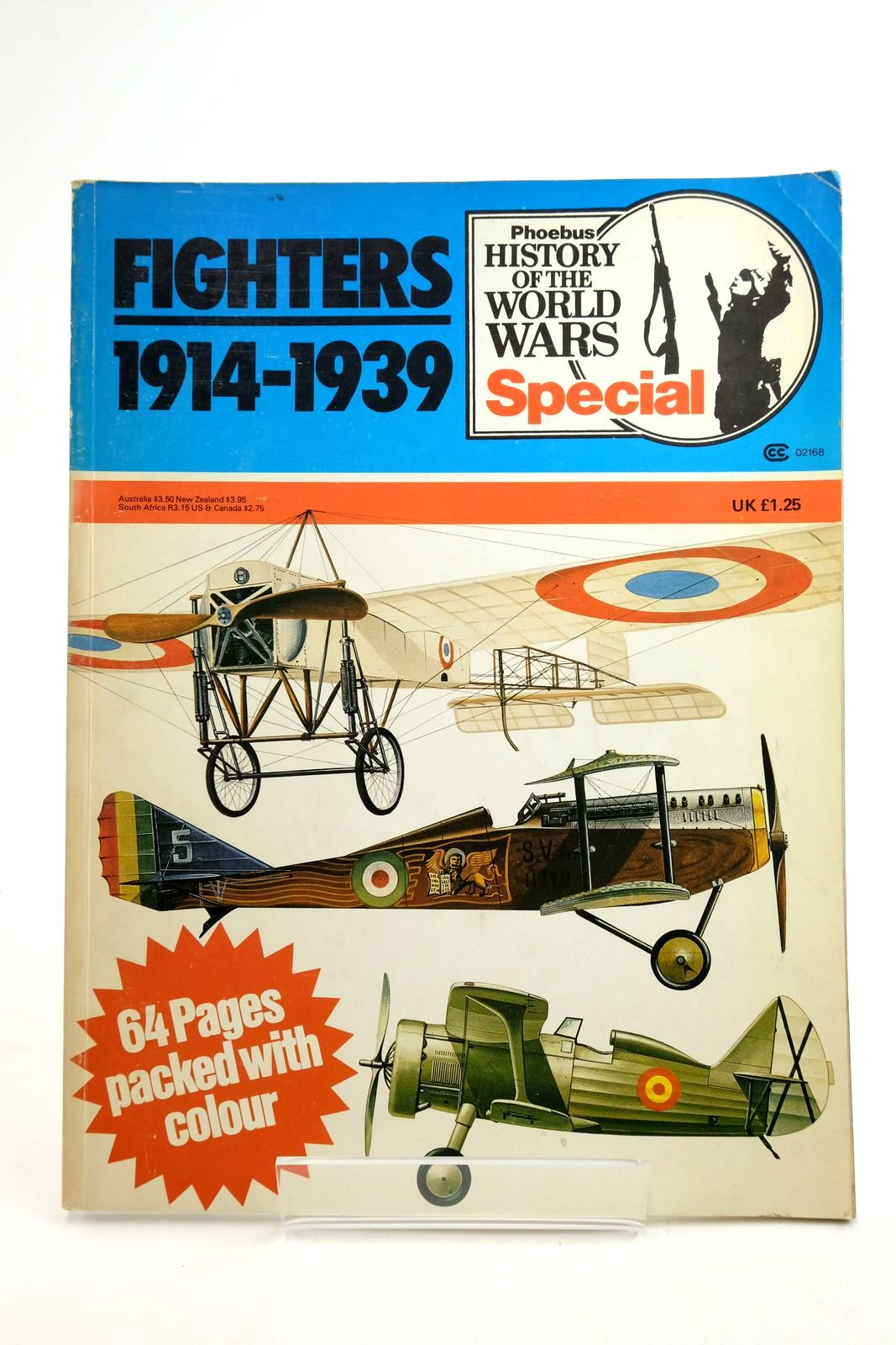 Photo of FIGHTERS 1914-1939- Stock Number: 2134535