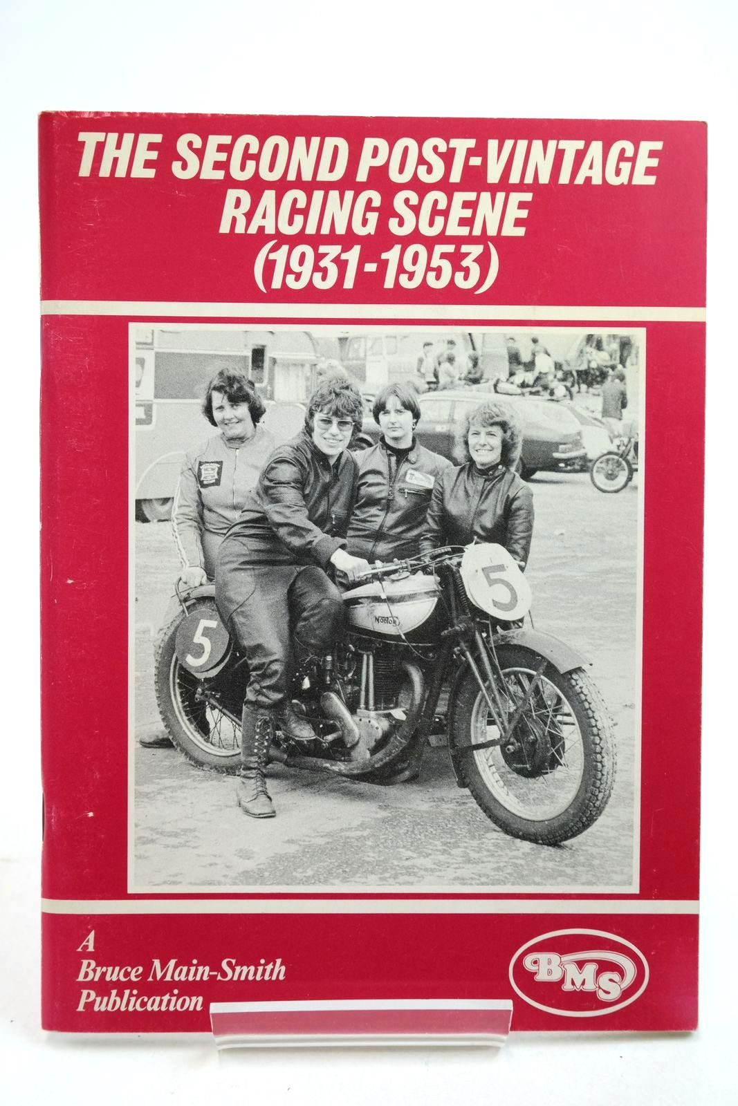 Photo of THE SECOND POST-VINTAGE RACING SCENE (1931-1953)- Stock Number: 2134538