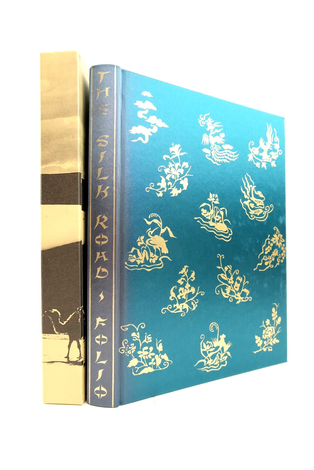 Photo of THE SILK ROAD written by Wood, Frances published by Folio Society (STOCK CODE: 2134557)  for sale by Stella & Rose's Books