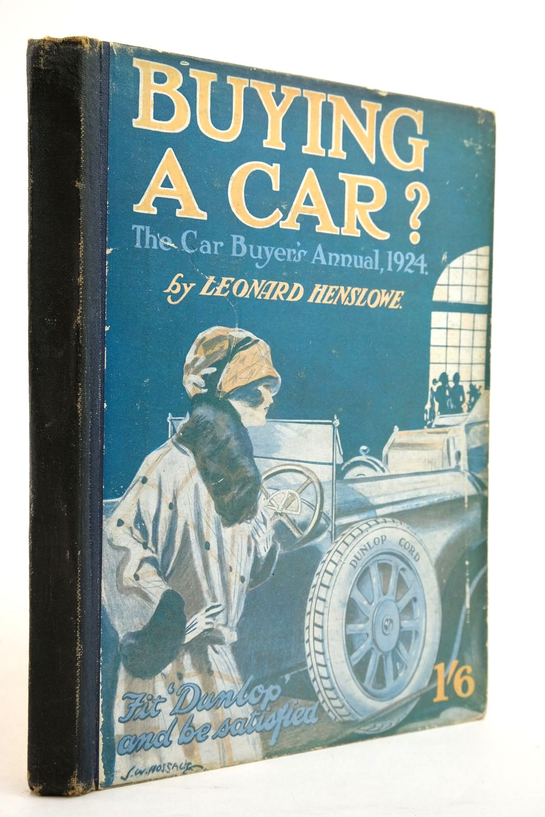 Photo of BUYING A CAR? THE CAR BUYER'S ANNUAL, 1924- Stock Number: 2134571