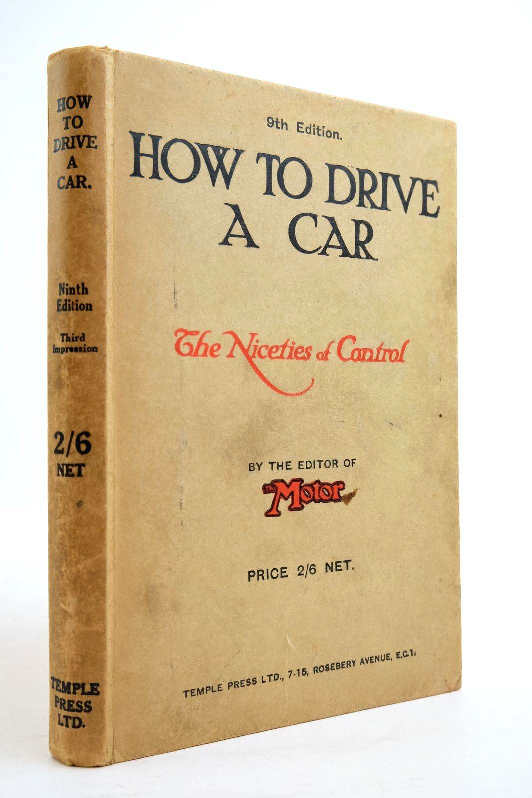 Photo of HOW TO DRIVE A CAR- Stock Number: 2134578