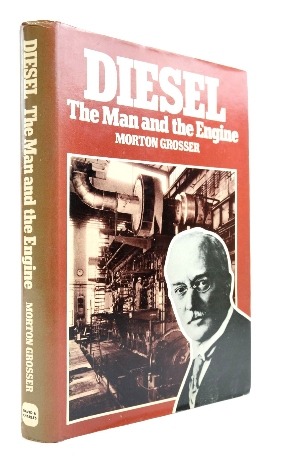 Photo of DIESEL THE MAN & THE ENGINE- Stock Number: 2134581