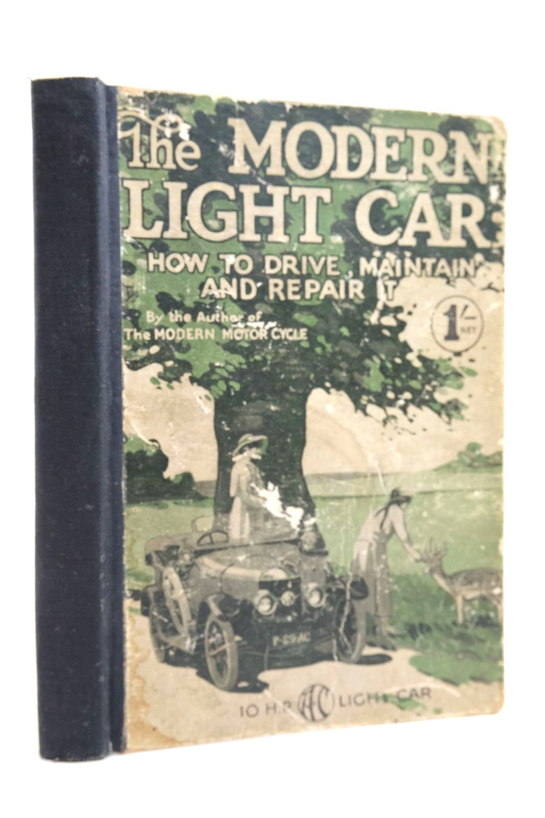 Photo of THE MODERN LIGHT CAR: HOW TO DRIVE, MAINTAIN, AND REPAIR IT- Stock Number: 2134609