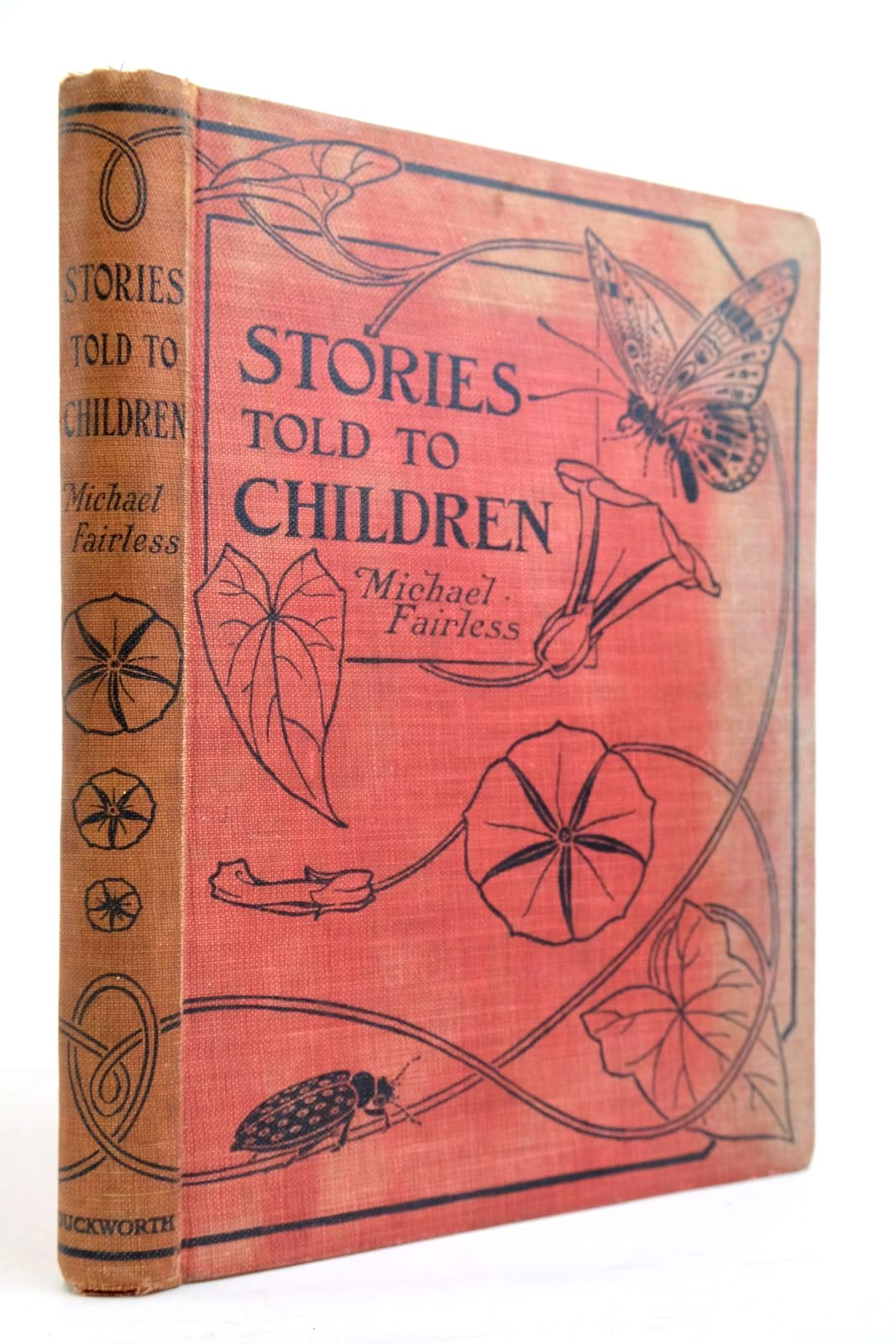 Photo of STORIES TOLD TO CHILDREN- Stock Number: 2134630
