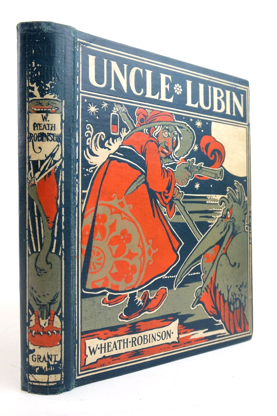 Photo of THE ADVENTURES OF UNCLE LUBIN- Stock Number: 2134631