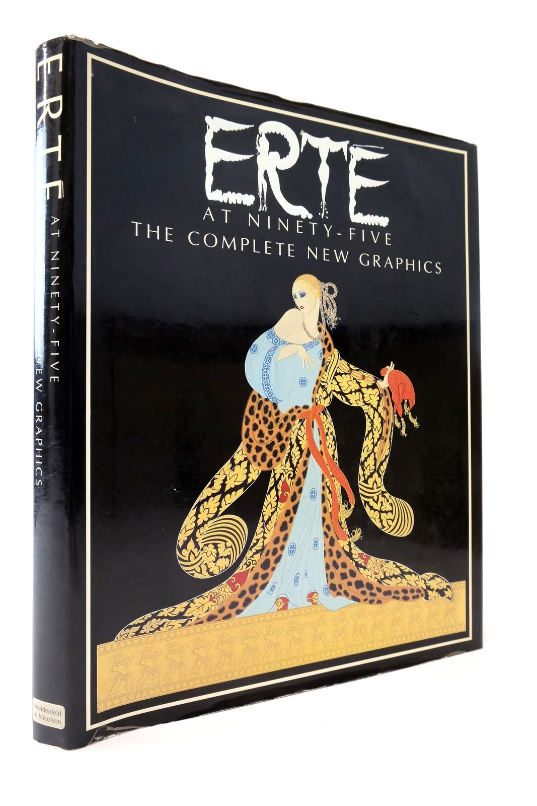 Photo of ERTE AT NINETY-FIVE- Stock Number: 2134638