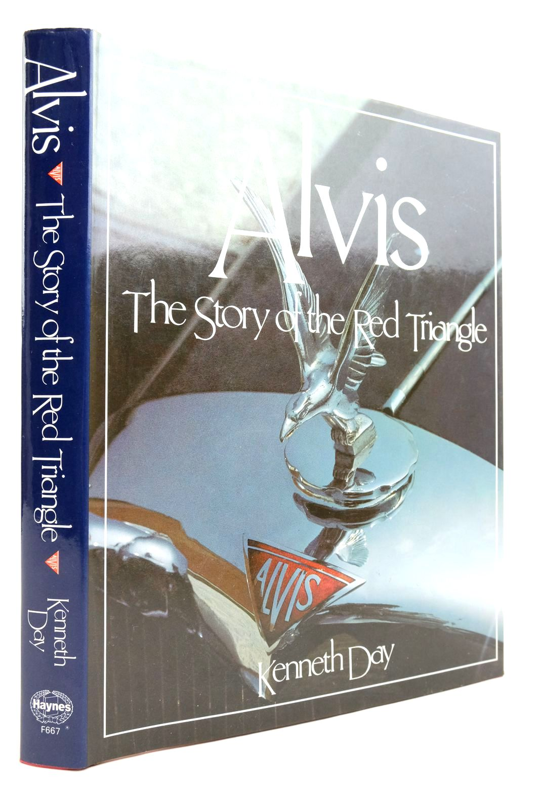 Photo of ALVIS THE STORY OF THE RED TRIANGLE- Stock Number: 2134645