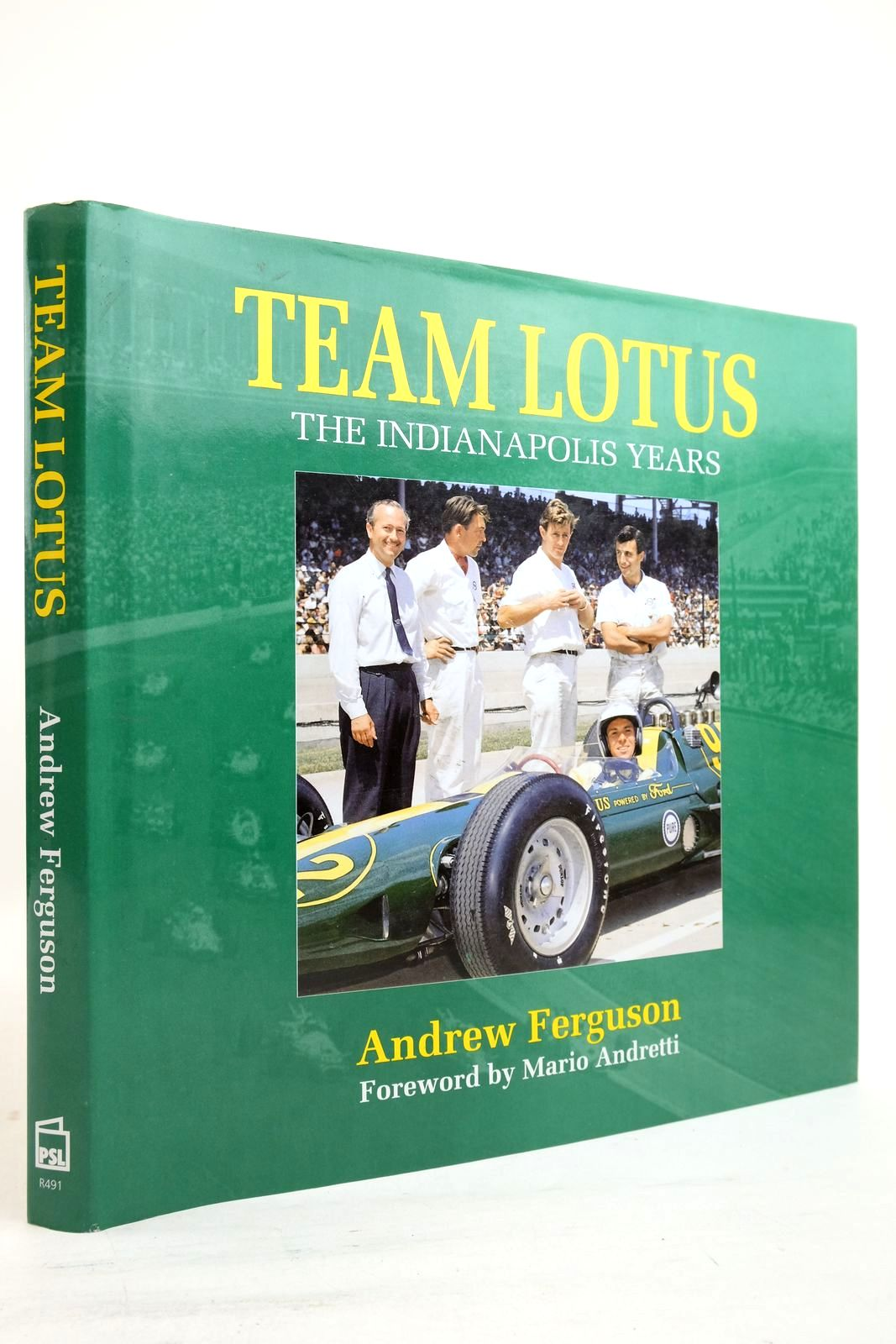 Photo of TEAM LOTUS THE INDIANAPOLIS YEARS- Stock Number: 2134650