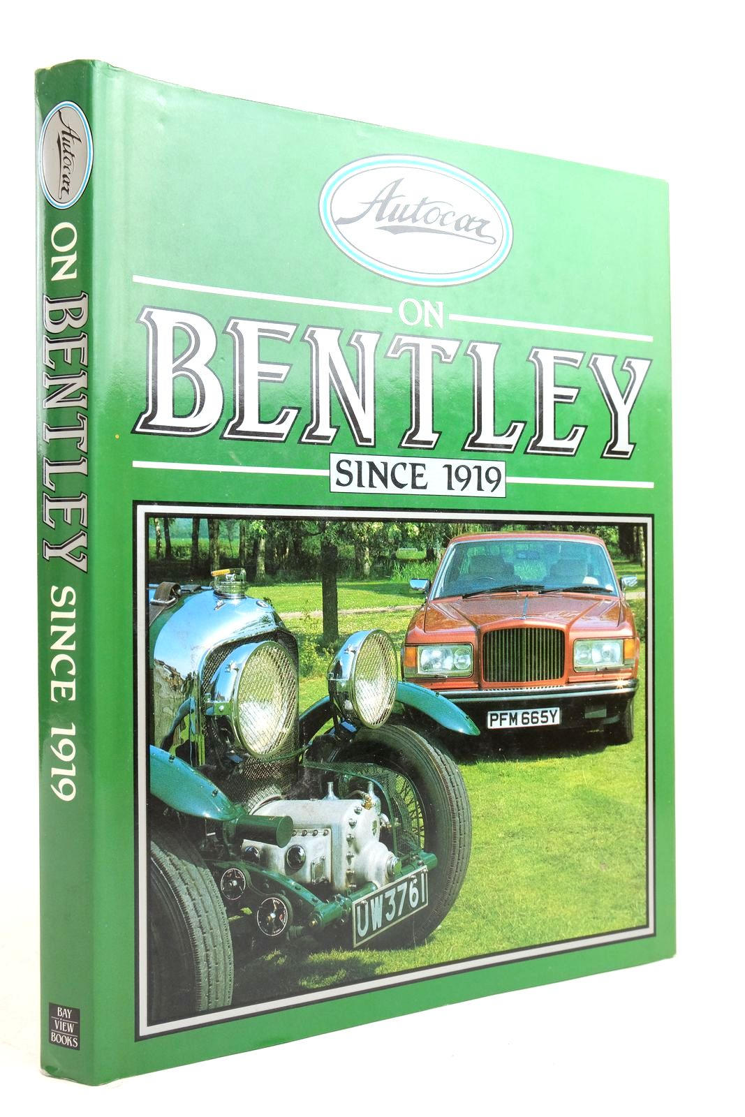 Photo of AUTOCAR ON BENTLEY SINCE 1919- Stock Number: 2134651