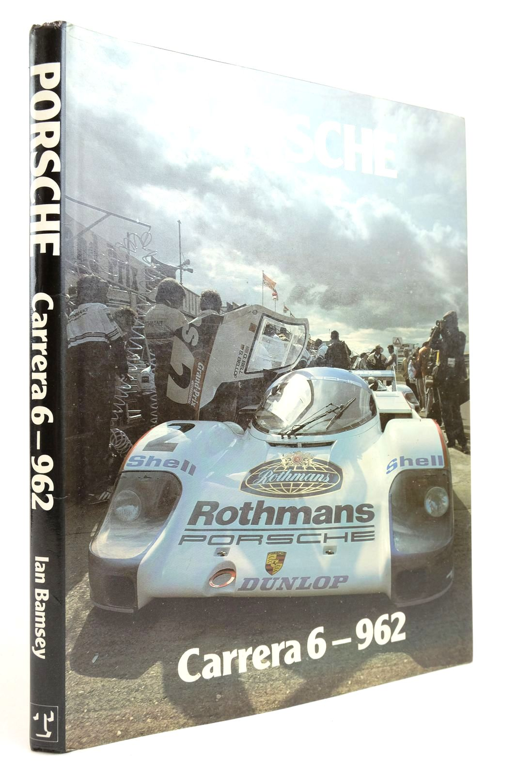 Photo of PORSCHE CARRERA 6-962 published by Tenorhart Ltd. (STOCK CODE: 2134652)  for sale by Stella & Rose's Books