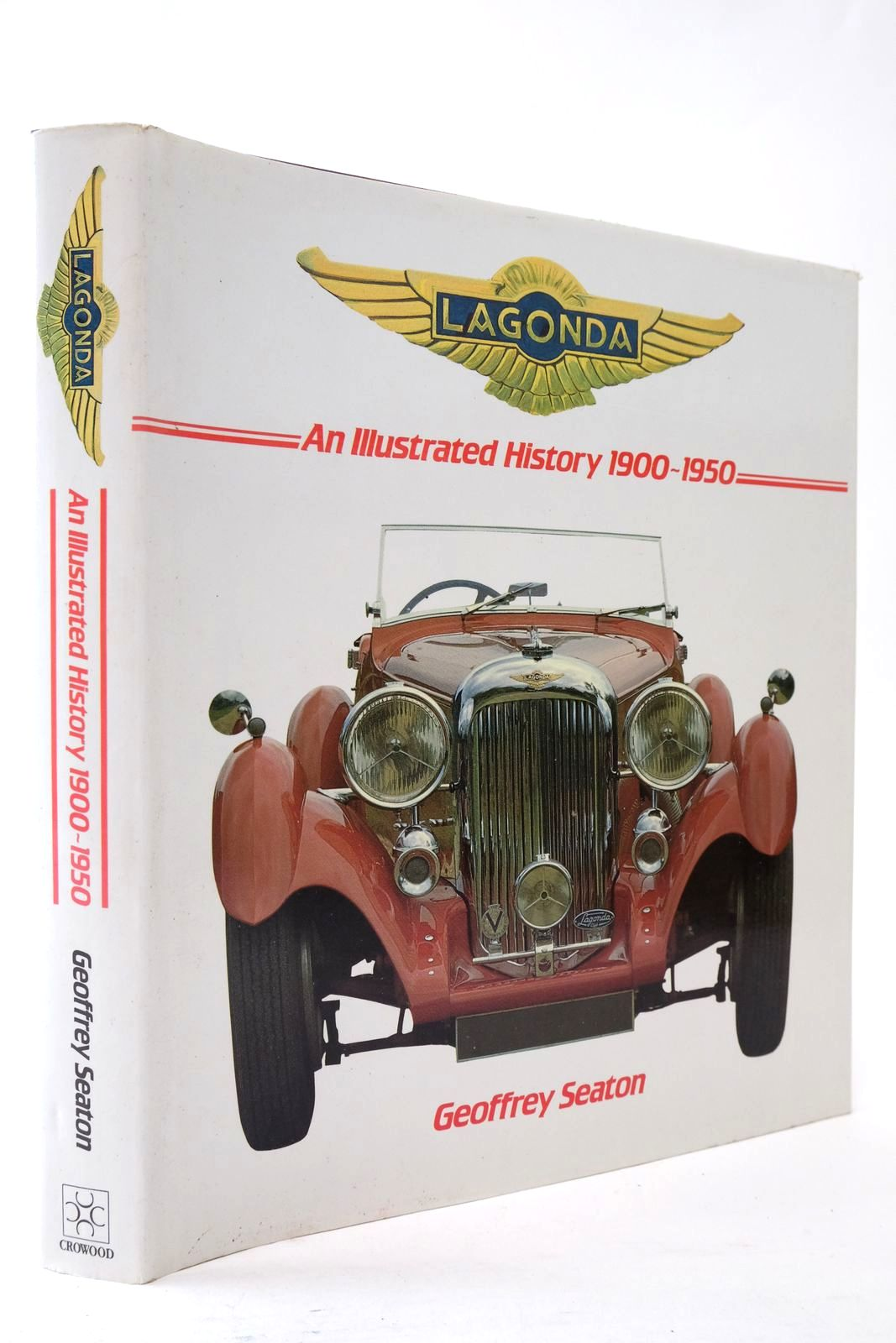 Photo of LAGONDA AN ILLUSTRATED HISTORY 1900-1950- Stock Number: 2134653