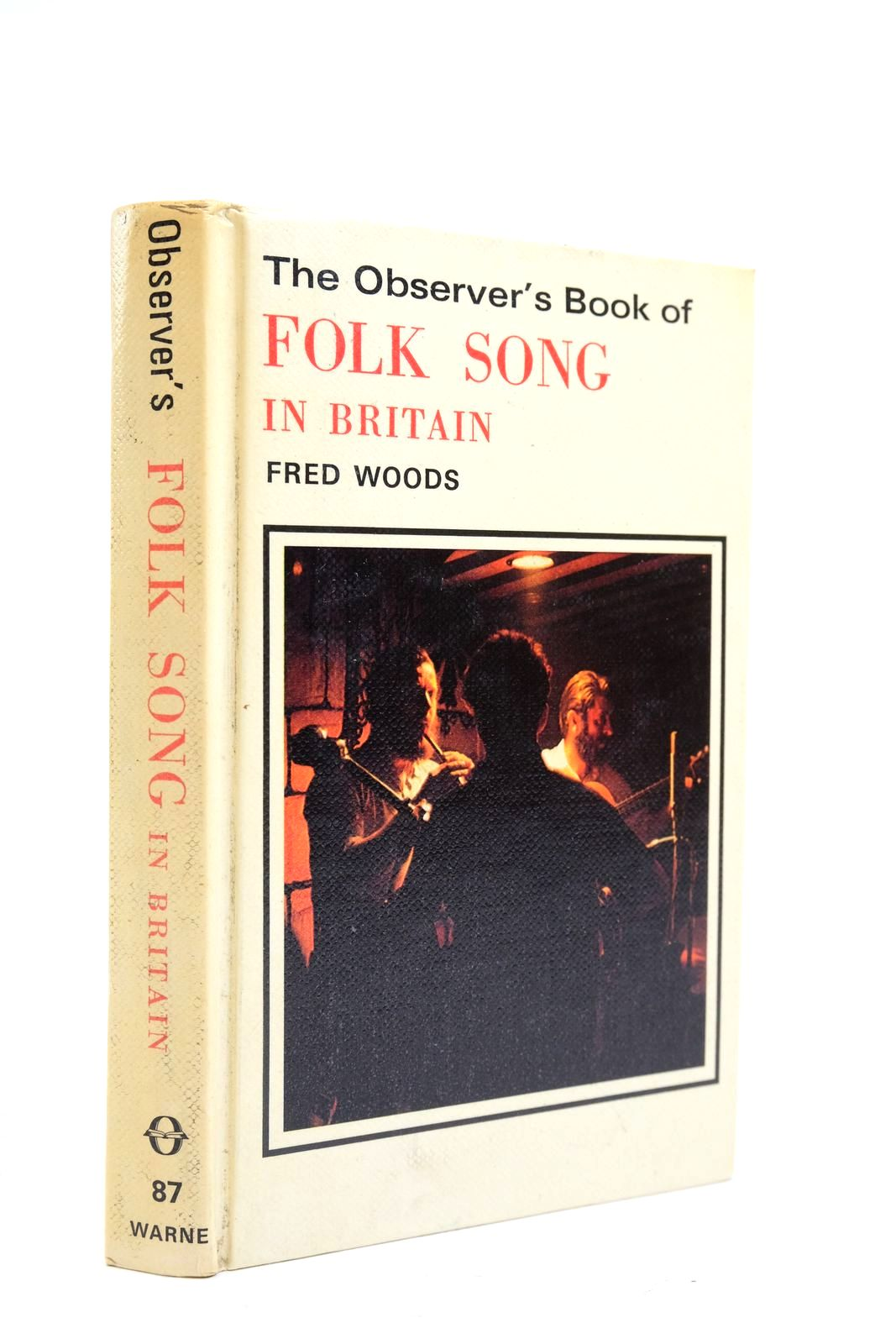 Photo of THE OBSERVER'S BOOK OF FOLK SONG IN BRITAIN- Stock Number: 2134657