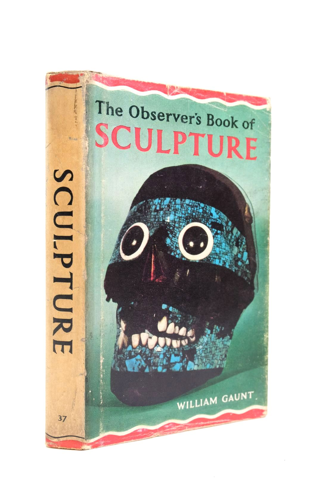 Photo of THE OBSERVER'S BOOK OF SCULPTURE- Stock Number: 2134658