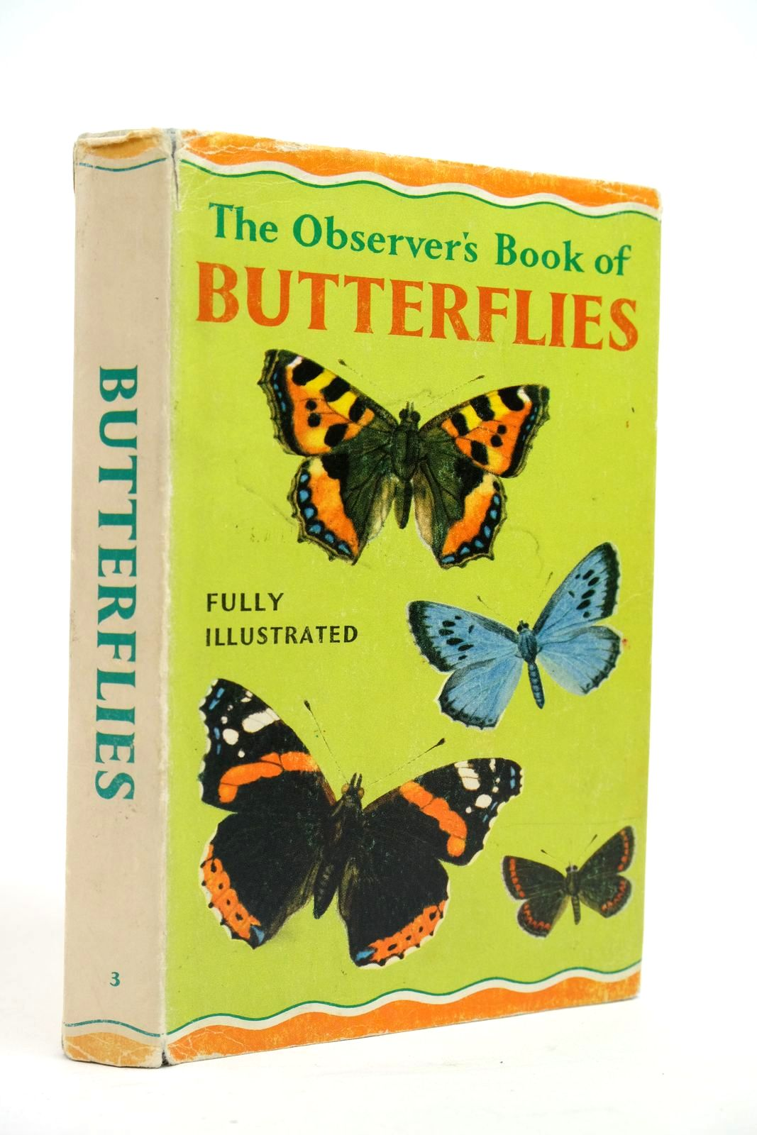 Photo of THE OBSERVER'S BOOK OF BUTTERFLIES written by Stokoe, W.J. published by Frederick Warne & Co Ltd. (STOCK CODE: 2134676)  for sale by Stella & Rose's Books