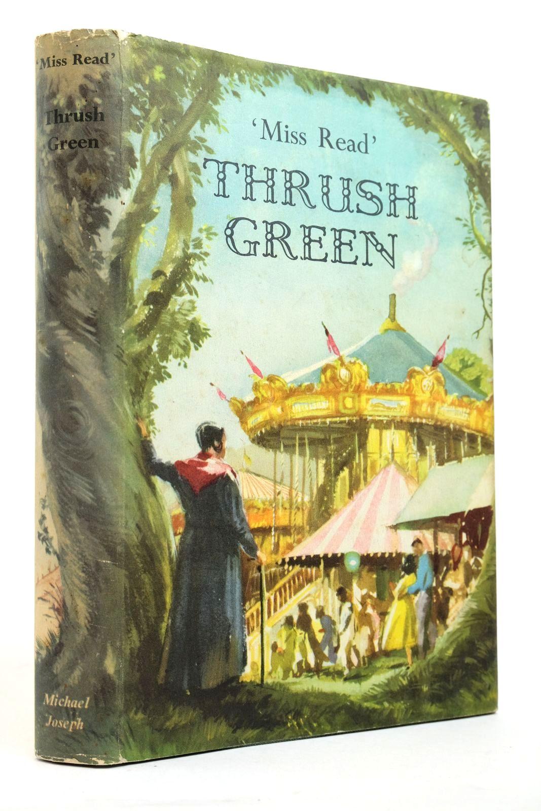 Photo of THRUSH GREEN- Stock Number: 2134682