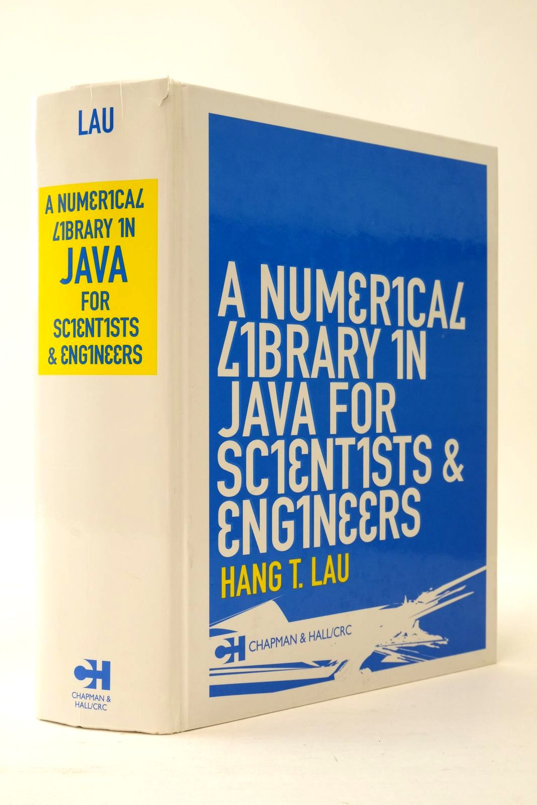 Photo of A NUMERICAL LIBRARY IN JAVA FOR SCIENTISTS & ENGINEERS- Stock Number: 2134687