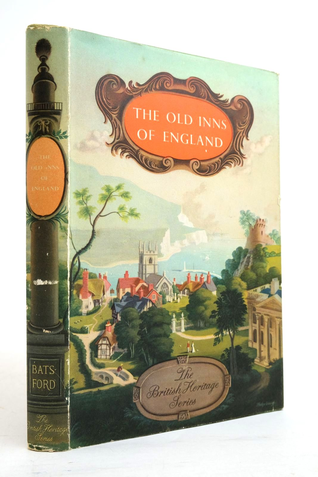 Photo of THE OLD INNS OF ENGLAND- Stock Number: 2134696