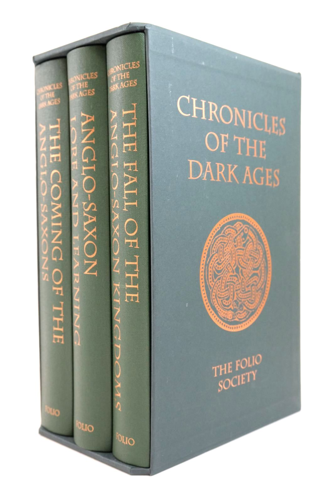 Photo of CHRONICLES OF THE DARK AGES- Stock Number: 2134703