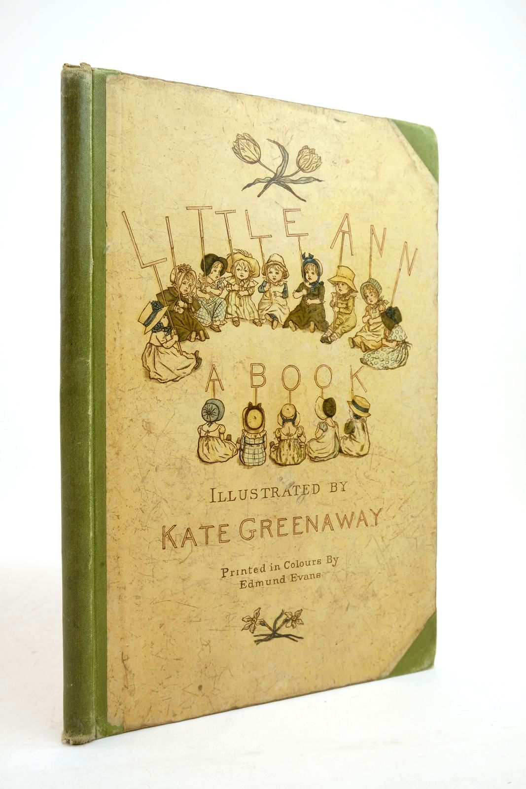 Photo of LITTLE ANN AND OTHER POEMS written by Taylor, Jane Taylor, Ann illustrated by Greenaway, Kate published by Frederick Warne & Co. (STOCK CODE: 2134709)  for sale by Stella & Rose's Books