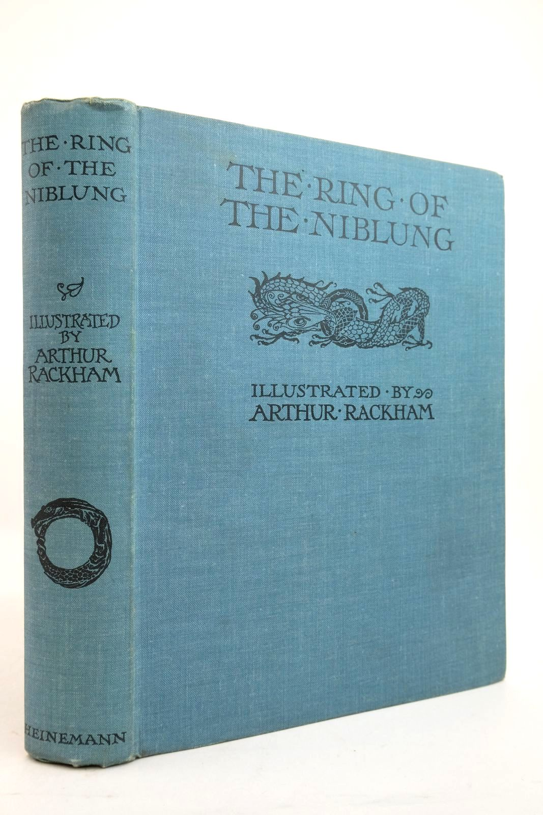 Photo of THE RING OF THE NIBLUNG- Stock Number: 2134711