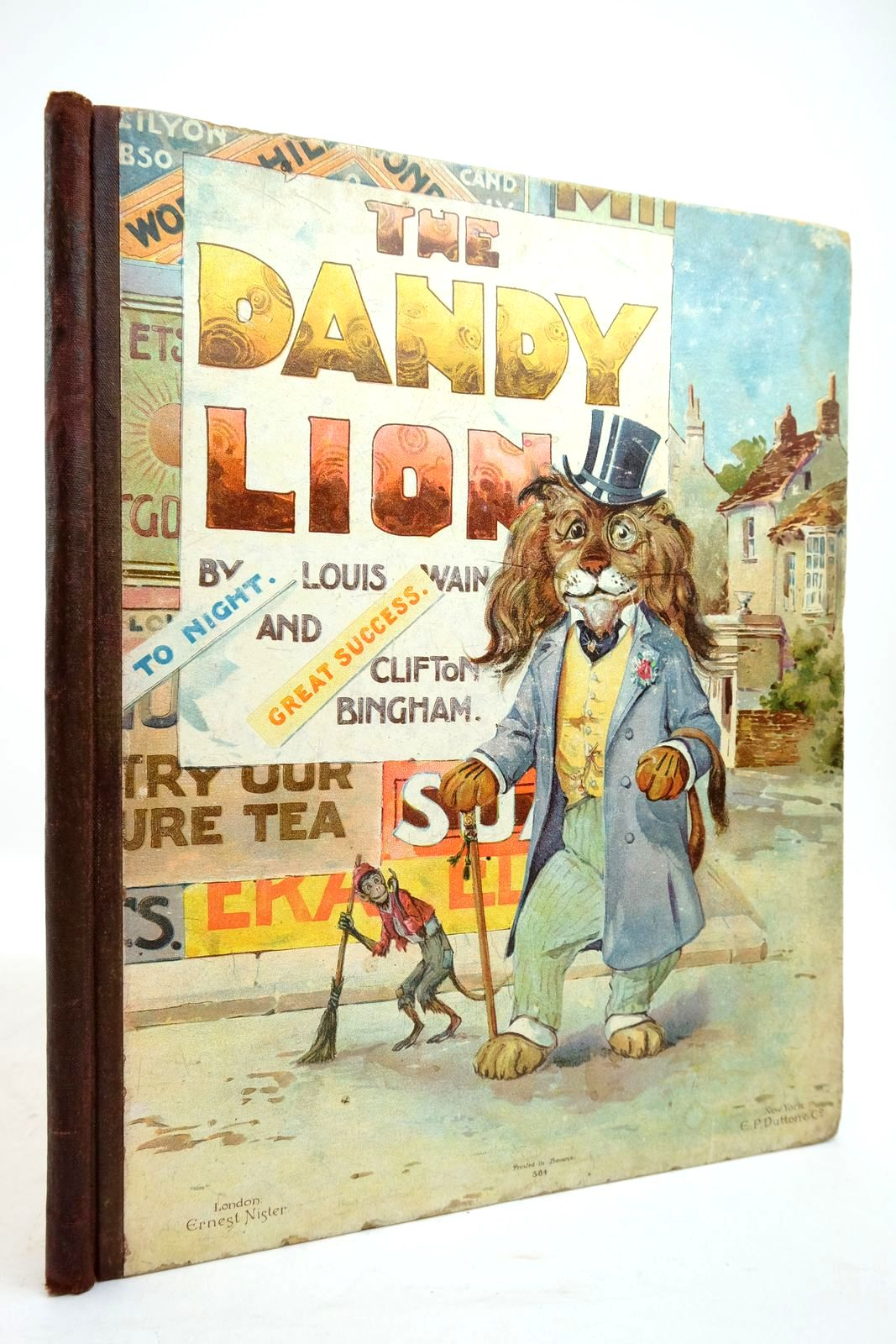 Photo of THE DANDY LION- Stock Number: 2134718