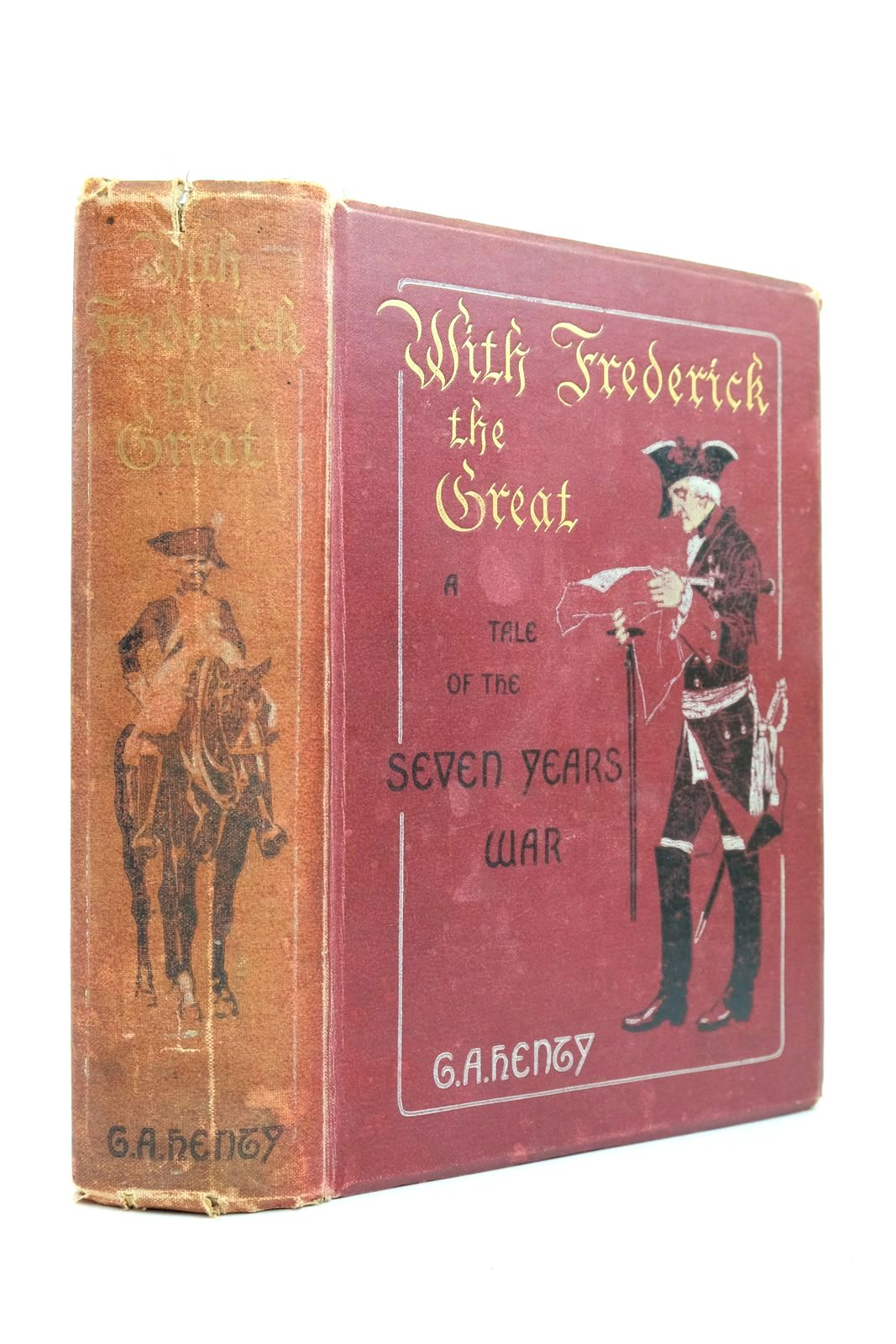 Photo of WITH FREDERICK THE GREAT- Stock Number: 2134720