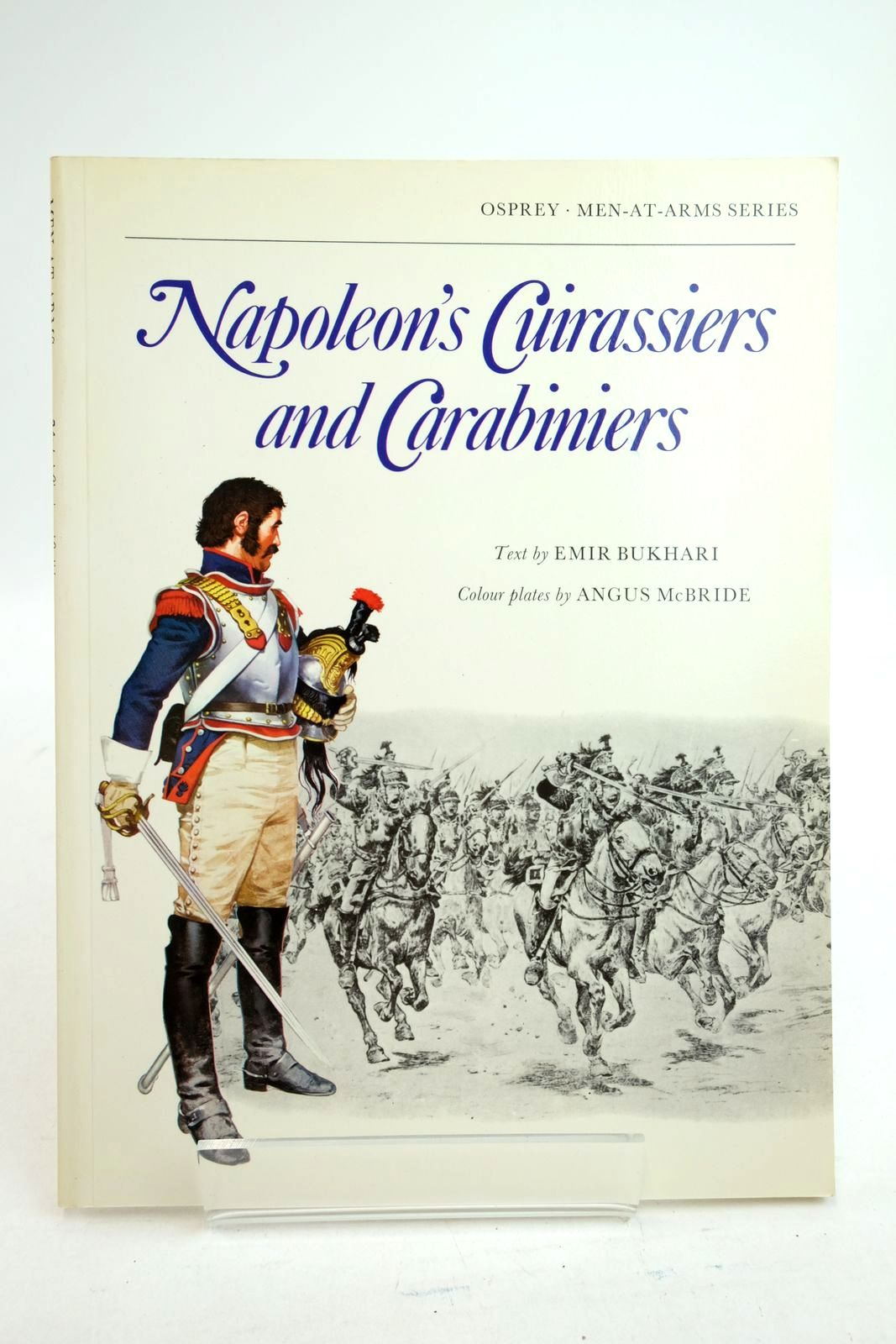 Photo of NAPOLEON'S CUIRASSIERS AND CARABINIERS (MEN-AT-ARMS)- Stock Number: 2134731