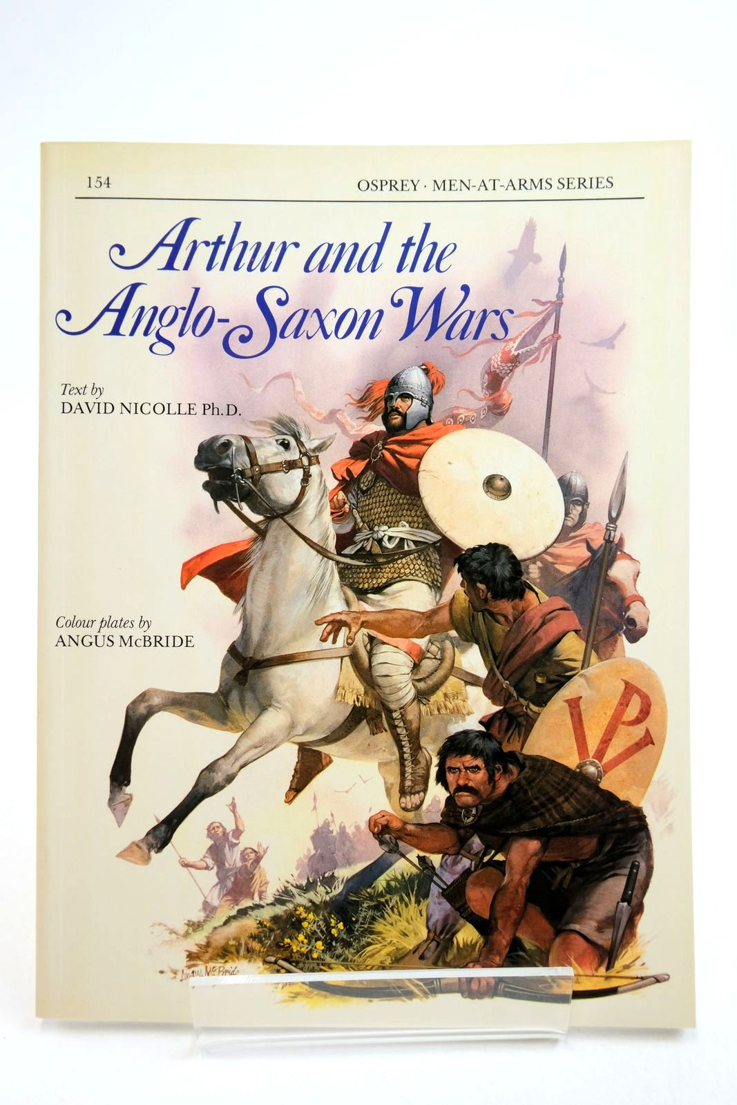 Photo of ARTHUR AND THE ANGLO-SAXON WARS- Stock Number: 2134746
