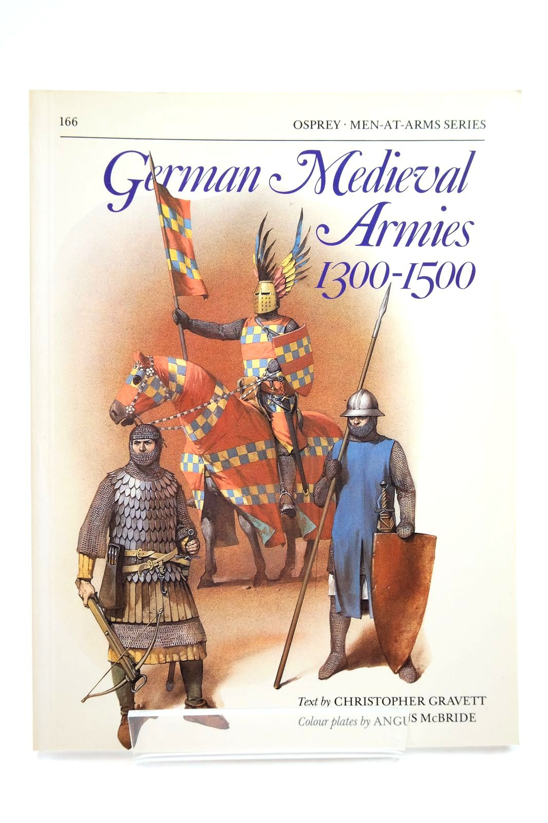 Photo of GERMAN MEDIEVAL ARMIES 1300-1500- Stock Number: 2134749