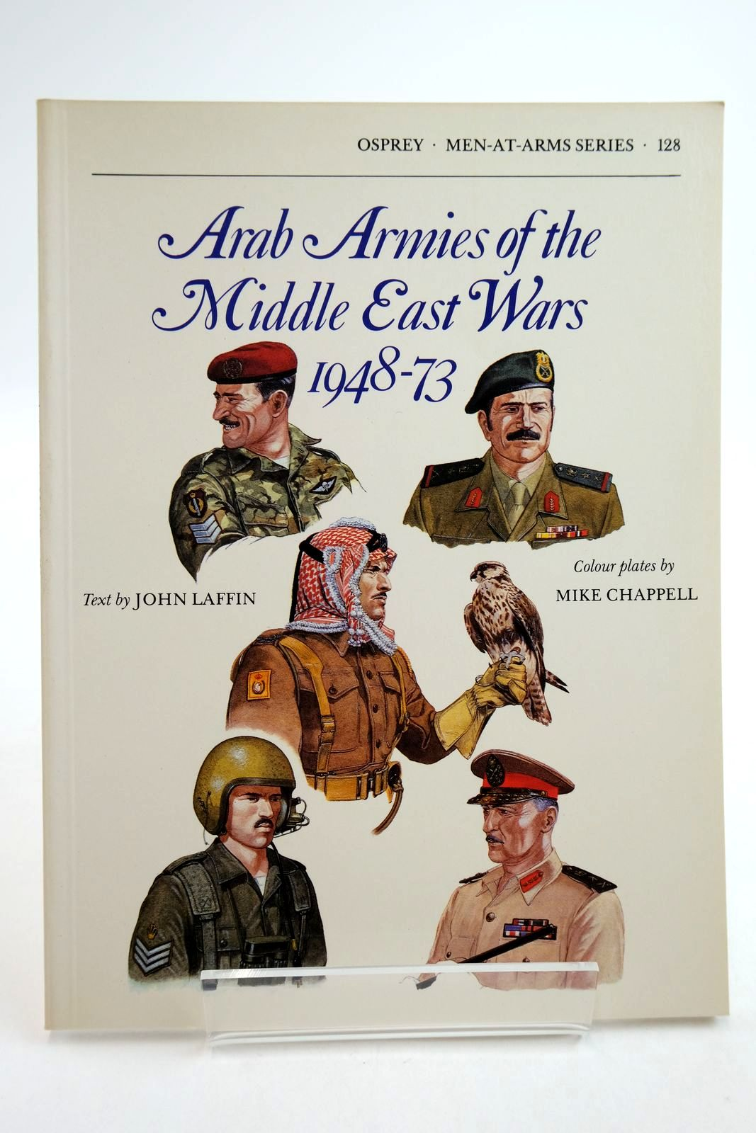 Photo of ARAB ARMIES OF THE MIDDLE EAST WARS 1948-73- Stock Number: 2134756