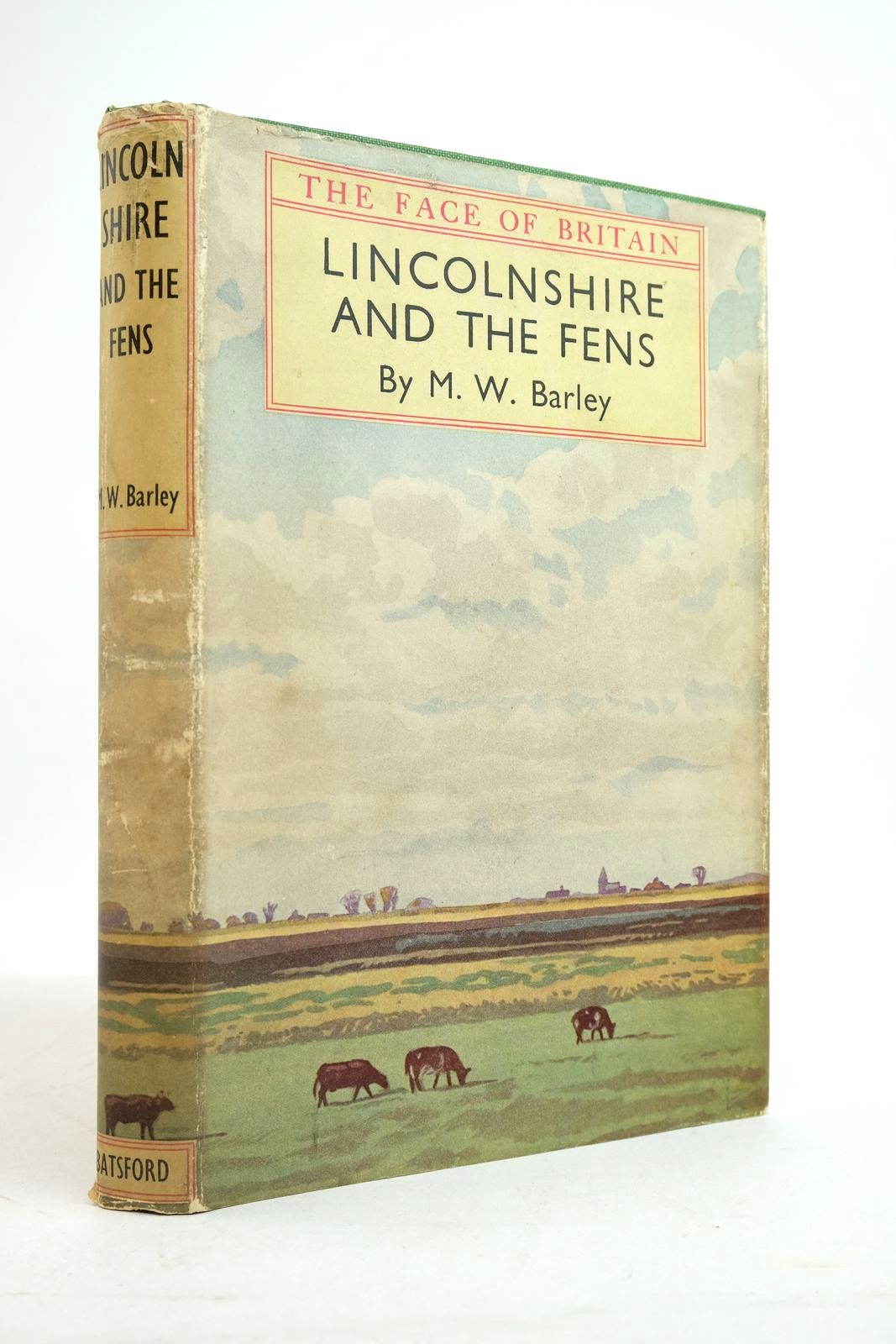 Photo of LINCOLNSHIRE AND THE FENS- Stock Number: 2134759