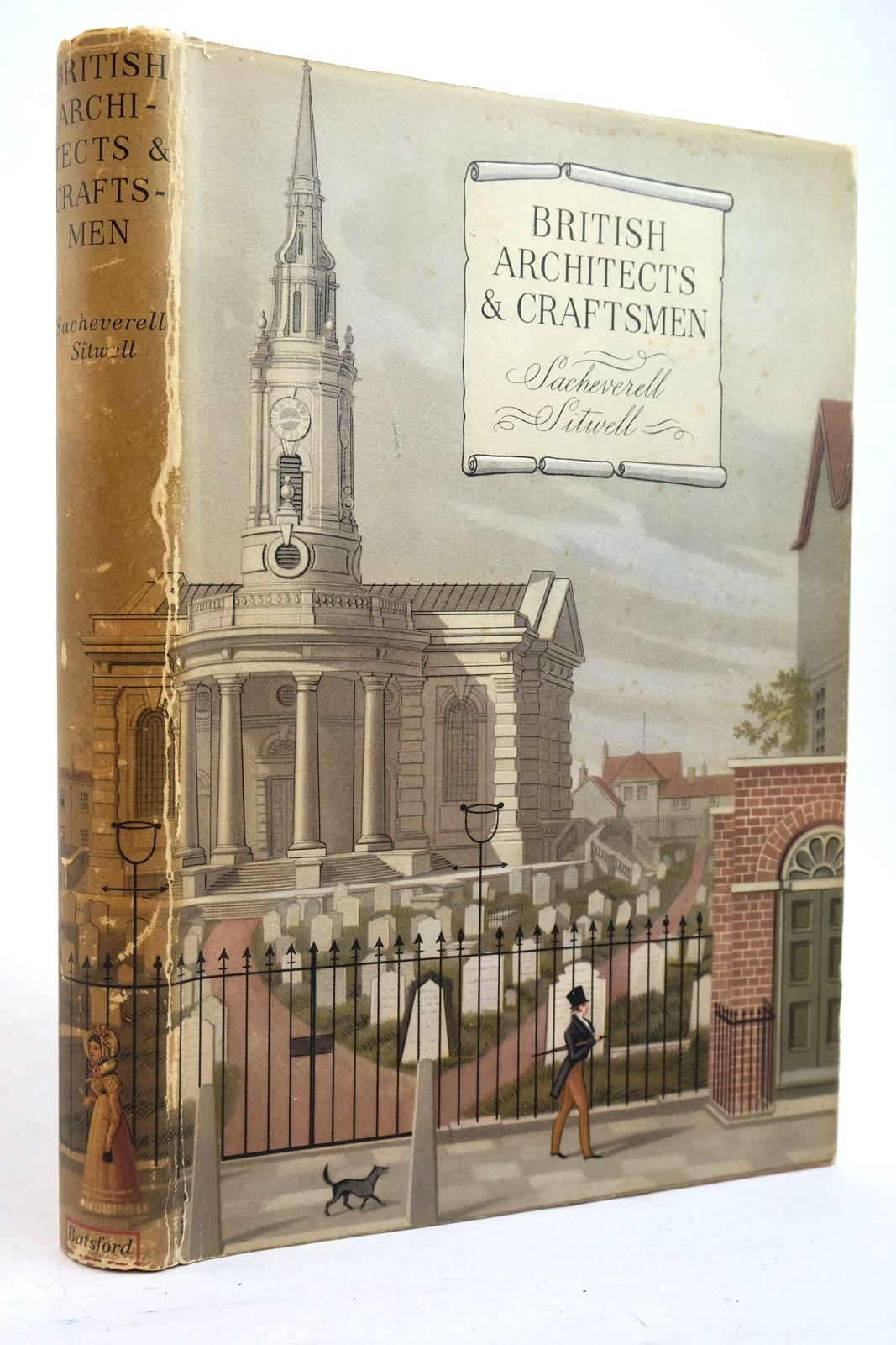 Photo of BRITISH ARCHITECTS AND CRAFTSMEN- Stock Number: 2134767