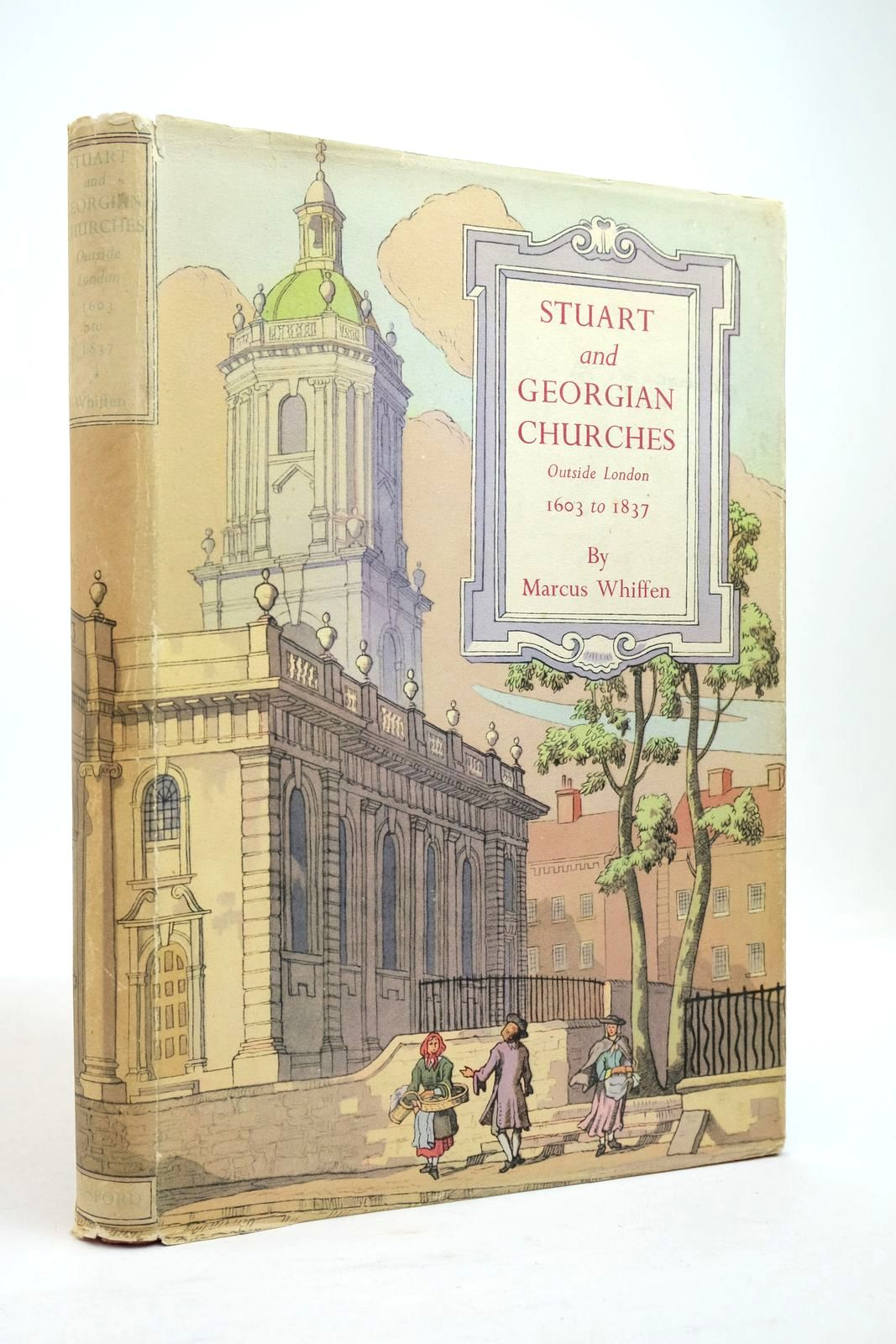 Photo of STUART AND GEORGIAN CHURCHES- Stock Number: 2134769