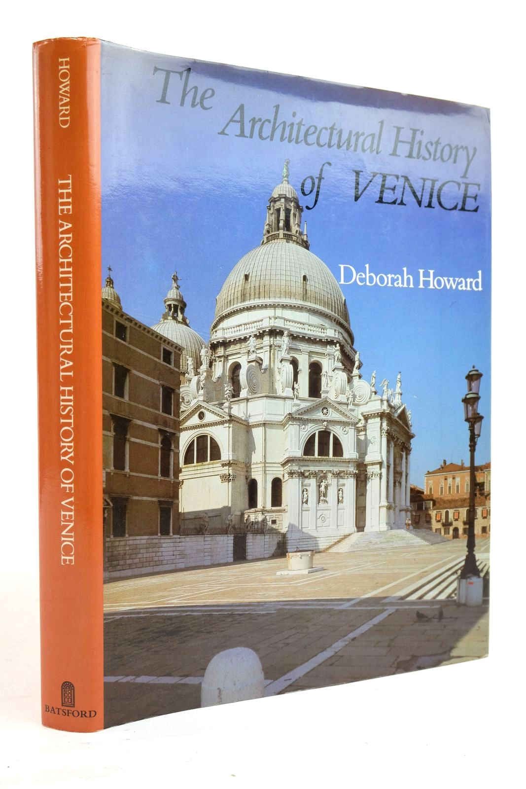 Photo of THE ARCHITECTURAL HISTORY OF VENICE- Stock Number: 2134773