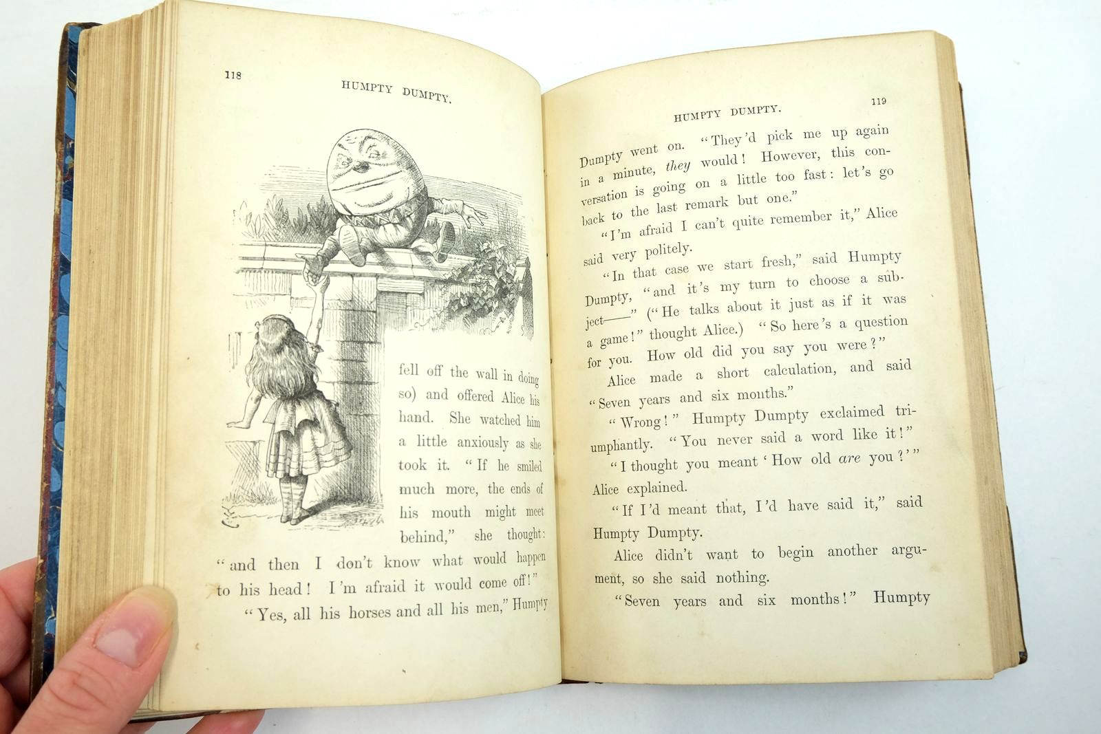 Photo of THROUGH THE LOOKING-GLASS AND WHAT ALICE FOUND THERE written by Carroll, Lewis illustrated by Tenniel, John published by Macmillan & Co. (STOCK CODE: 2134778)  for sale by Stella & Rose's Books